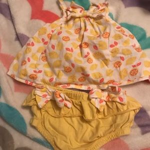 Cute summer time babygirl outfit